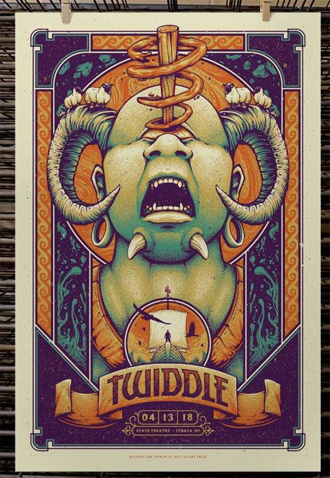 Twiddle, Ithaca Night 1