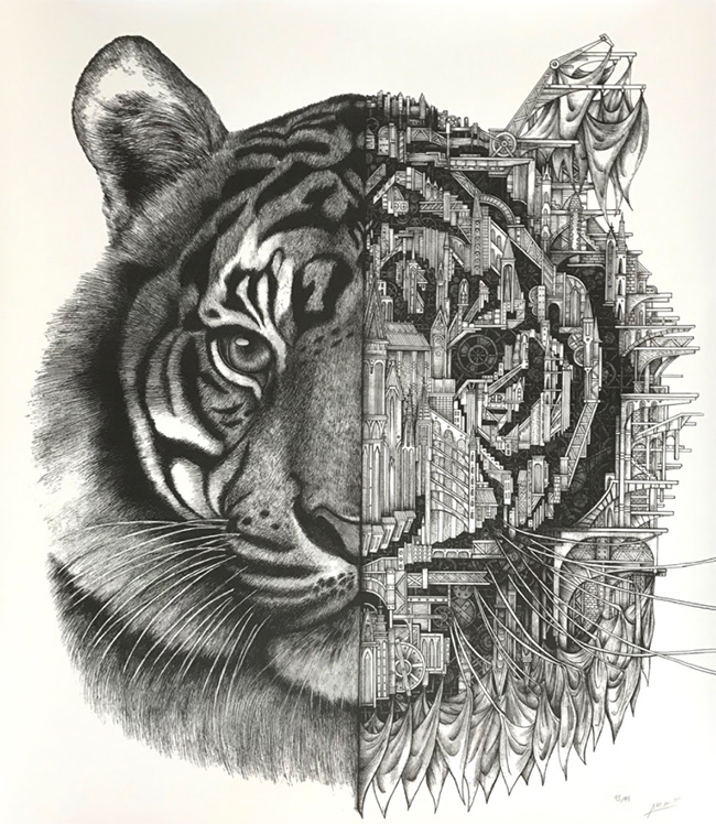 Tiger Mechanimal