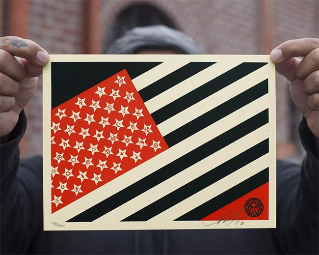Mayday Flag (Small)