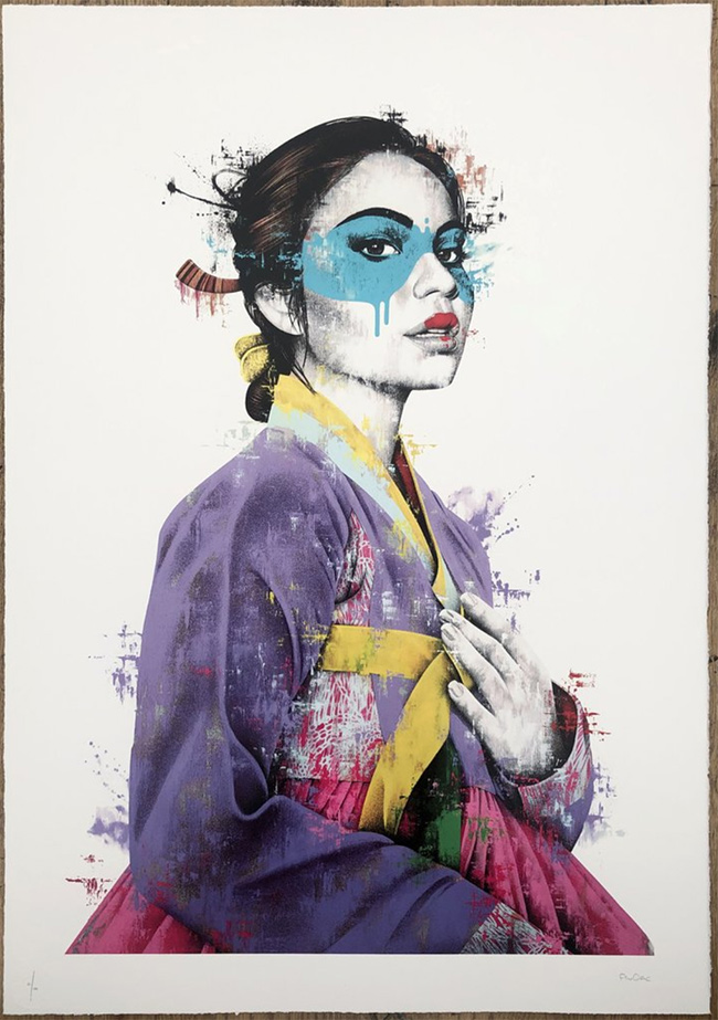 JIBO WHITE ED new print by FINDAC width=