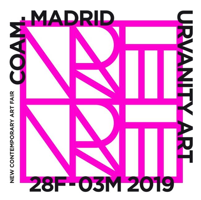 Urvanity art fair in Madrid