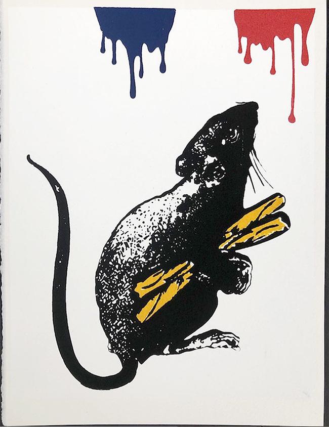 Rat N.5 print by Bleck le rat width=