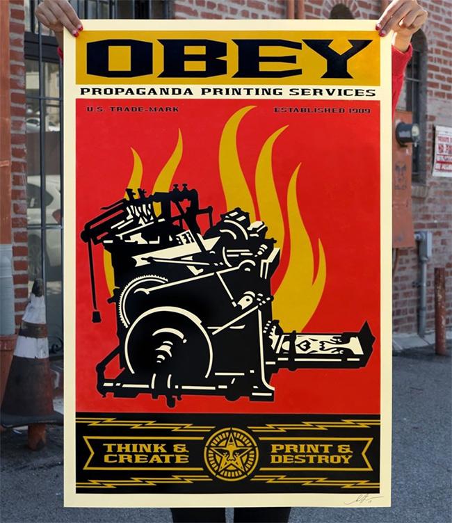 Print & Destroy