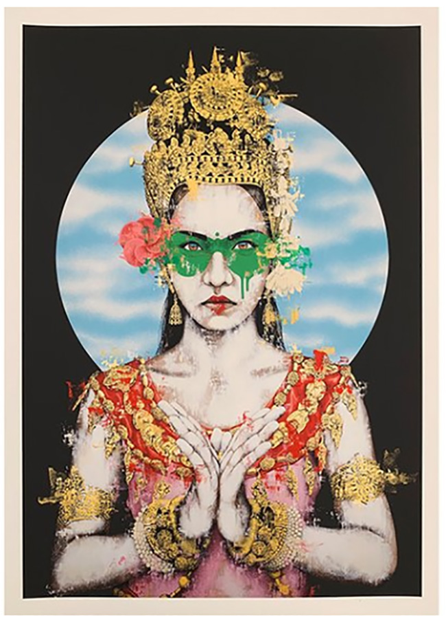 Anapyabal new print by FinDac