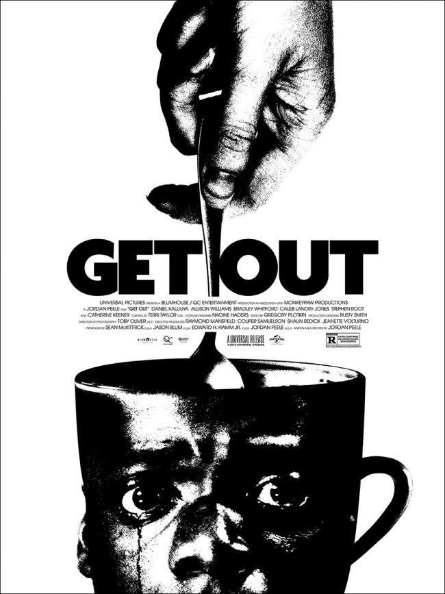 """Get Out"" by Jay Shaw"