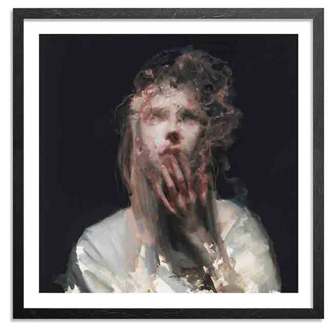 Caries – Limited Edition Prints By Henrik Aa. Uldalen