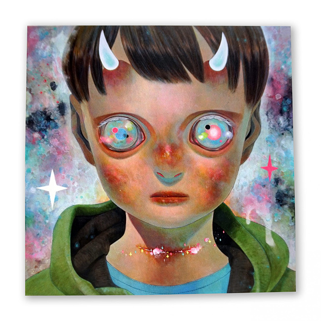 """Whereabouts of God #23"" by Hikari Shimoda"