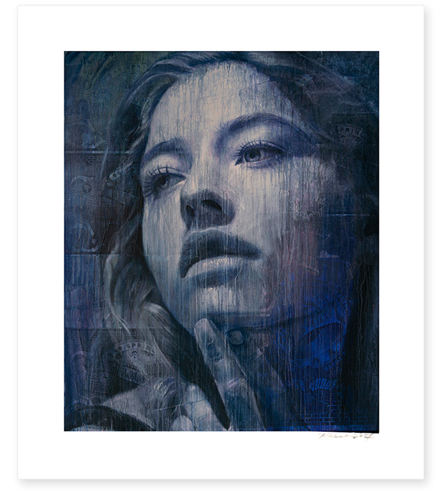 """End of Spring"" new print by Rone"